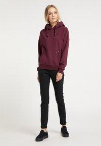 DreiMaster - Sweatshirt - bordeaux - 1