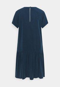Marc O'Polo DENIM - DRESS SHORT SLEEVE - Day dress - dress blue - 1