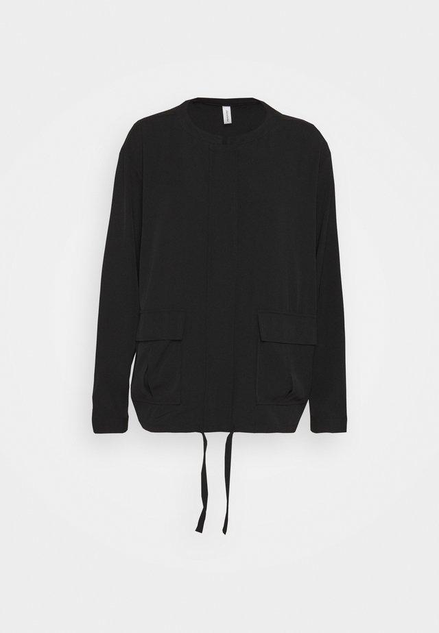 GABI - Summer jacket - black