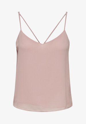ONLMOON SINGLET - Topper - misty rose
