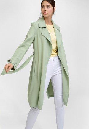 Classic coat - meeresgrün
