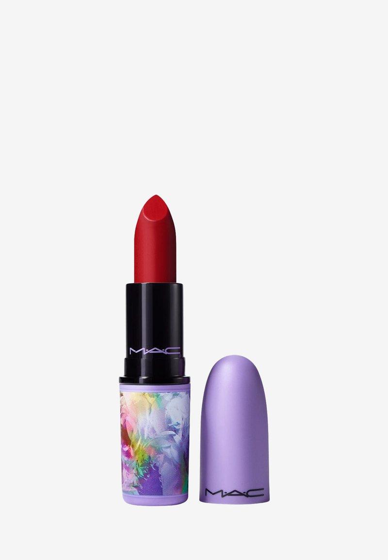MAC - BOTANIC PANIC RETRO MATTE LIPSTICK - Lipstick - ruby woo