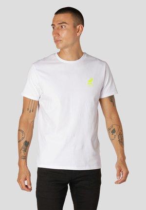 BRADY  - T-shirt basic - white