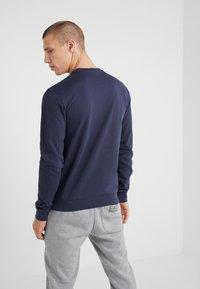 EA7 Emporio Armani - Sweatshirt - dark blue - 2