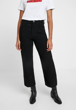 ONO TROUSER - Trousers - washed black