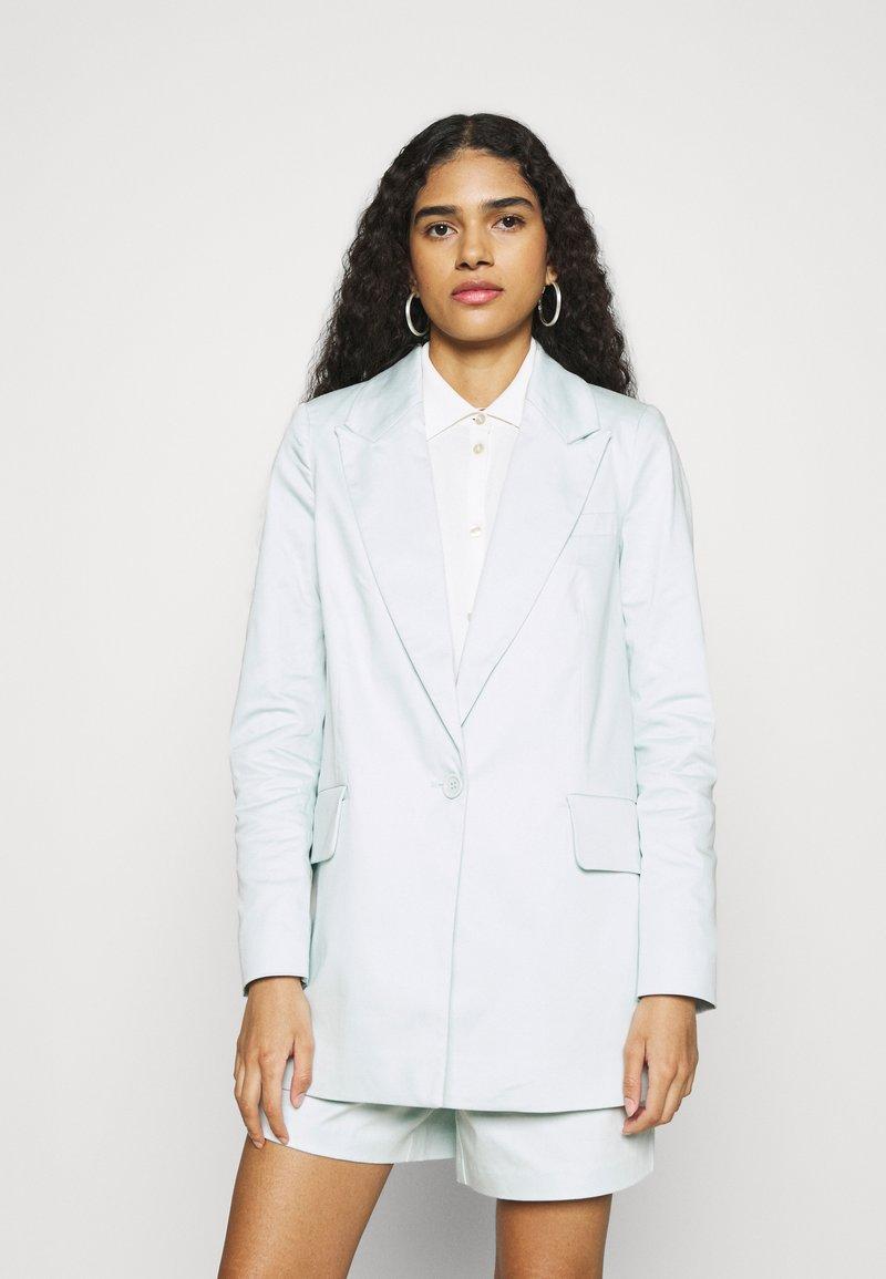 ALIGNE - Pitkä takki - icy mint