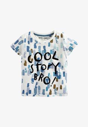 T-shirt con stampa - multi coloured