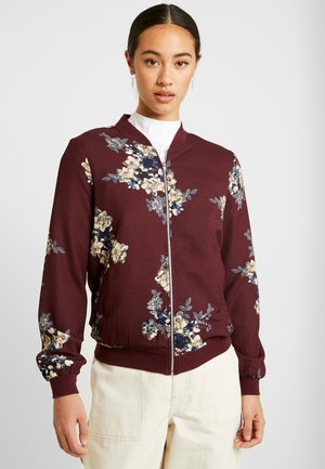 VMALLIE - Bomber Jacket - winetasting