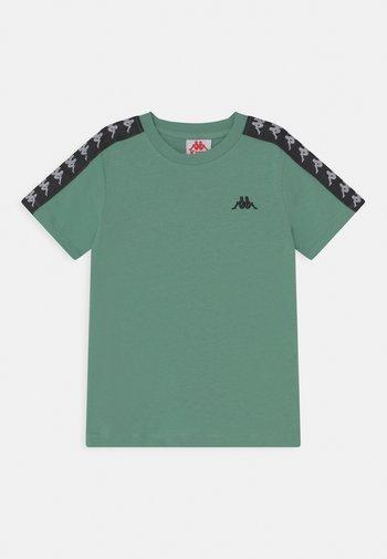JANNO UNISEX - T-shirt con stampa - malachite green