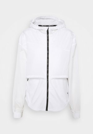 TRAIN ULTRA HOODED JACKET - Kurtka sportowa - puma white