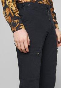 PS Paul Smith - FLIGHT PANTS - Cargo trousers - navy - 3