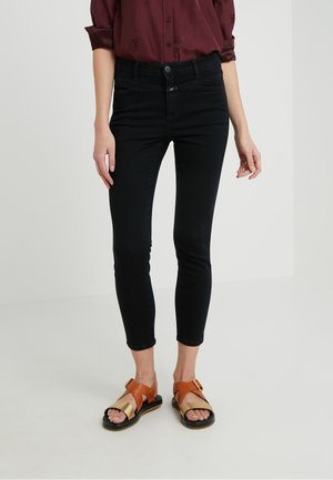SKINNY PUSHER - Jeans Skinny Fit - black