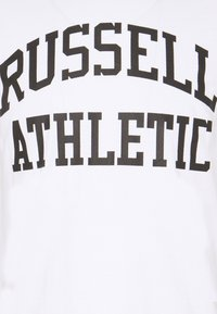 Russell Athletic Eagle R - ARCH LOGO CREWNECK TEE UNISEX - Print T-shirt - white - 2
