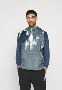 adidas Performance - BACK TO SPORT WIND.RDY ANORAK - Chaqueta outdoor - crew navy/blue oxide - 0