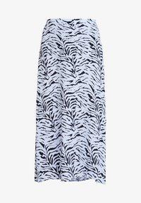 KIOMI - Maxi skirt - light blue/dark blue - 3