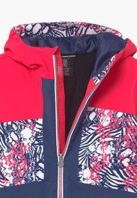 Dare 2B - ESTEEM UNISEX - Snowboardová bunda - neon pink/dark blue - 3