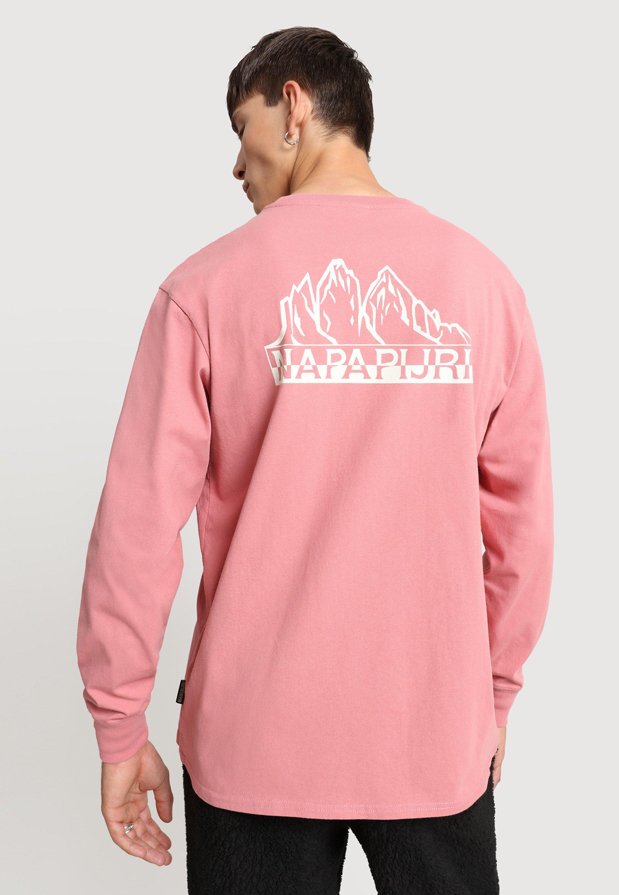 Herrer SARETINE - Langærmede T-shirts