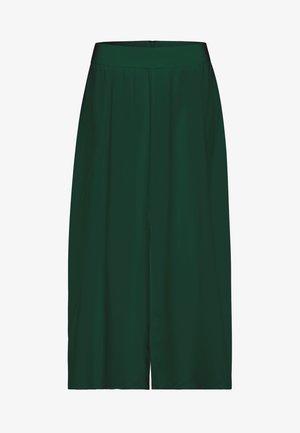 STELLA - A-line skirt - bayberry green