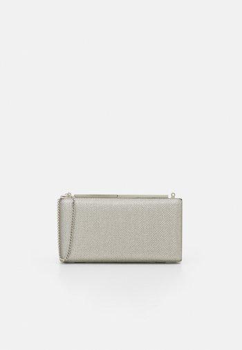 BOX BAG ENFIN S - Clutch - silver