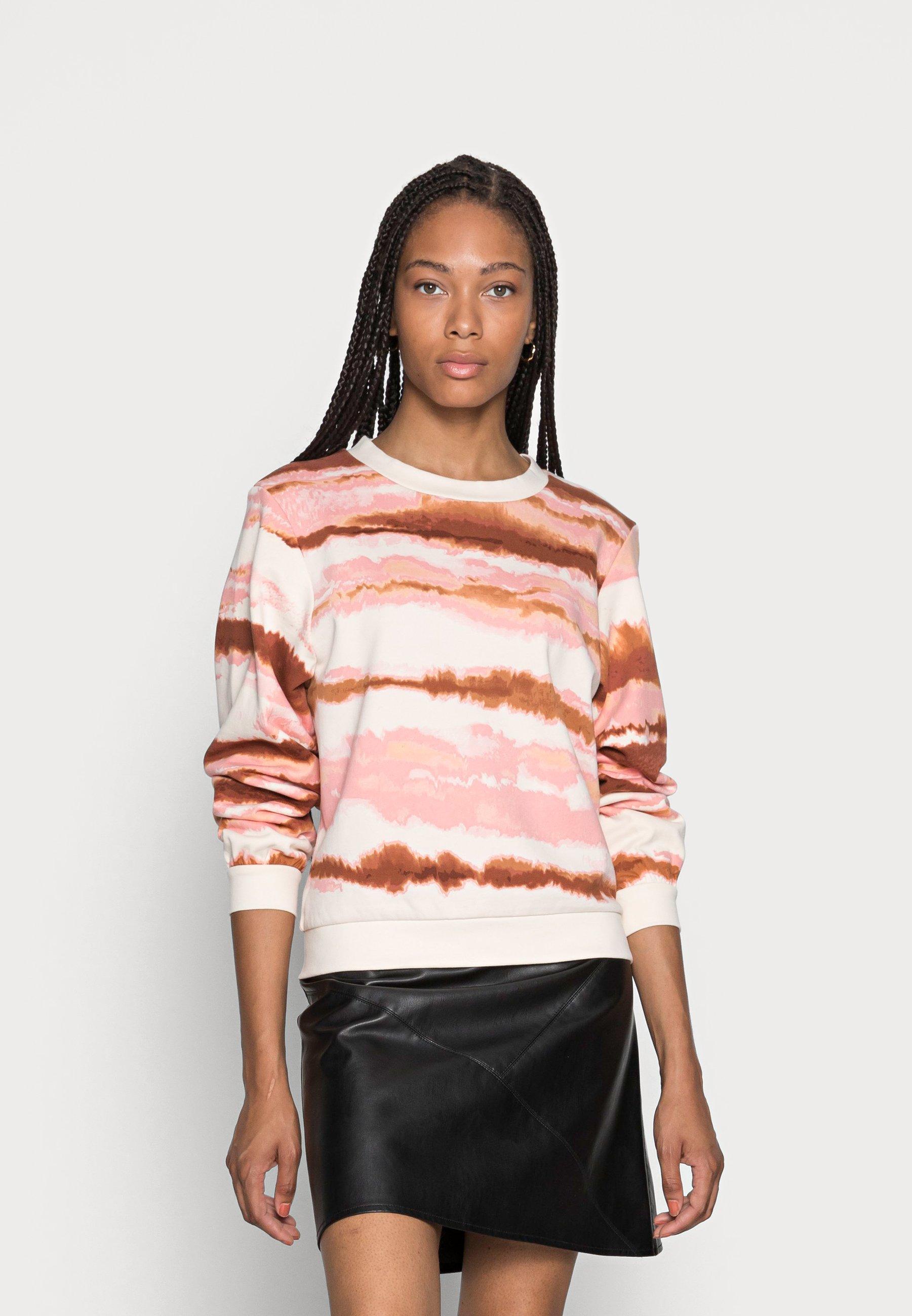 Damen WATERCOLOR OPTIC  - Sweatshirt