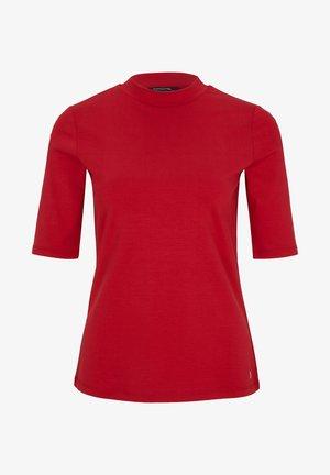 AUS INTERLOCK - Basic T-shirt - red