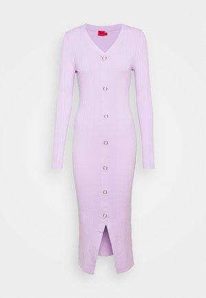 SAFFAT - Jumper dress - bright purple