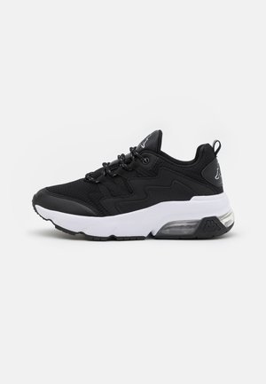 YAKA UNISEX - Sports shoes - black/white