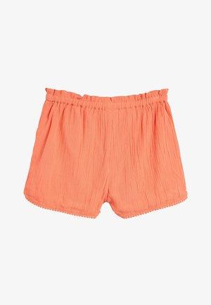BLACK TRIM DETAIL - Short - orange