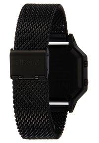 Nixon - SIREN LUX - Digital watch - all black - 3