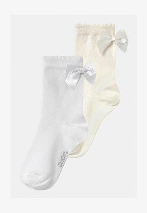 2 PACK - Socks - white