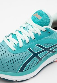 ASICS - GEL-PULSE  - Neutral running shoes - techno cyan/magnetic blue - 5