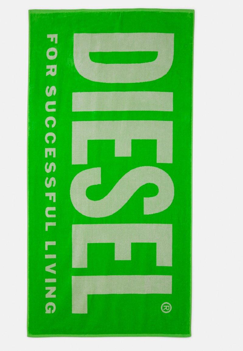 Diesel - HELLERI - Badmantel - green