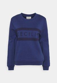 CECILIE copenhagen - MANILA - Sweatshirt - twilight blue - 4