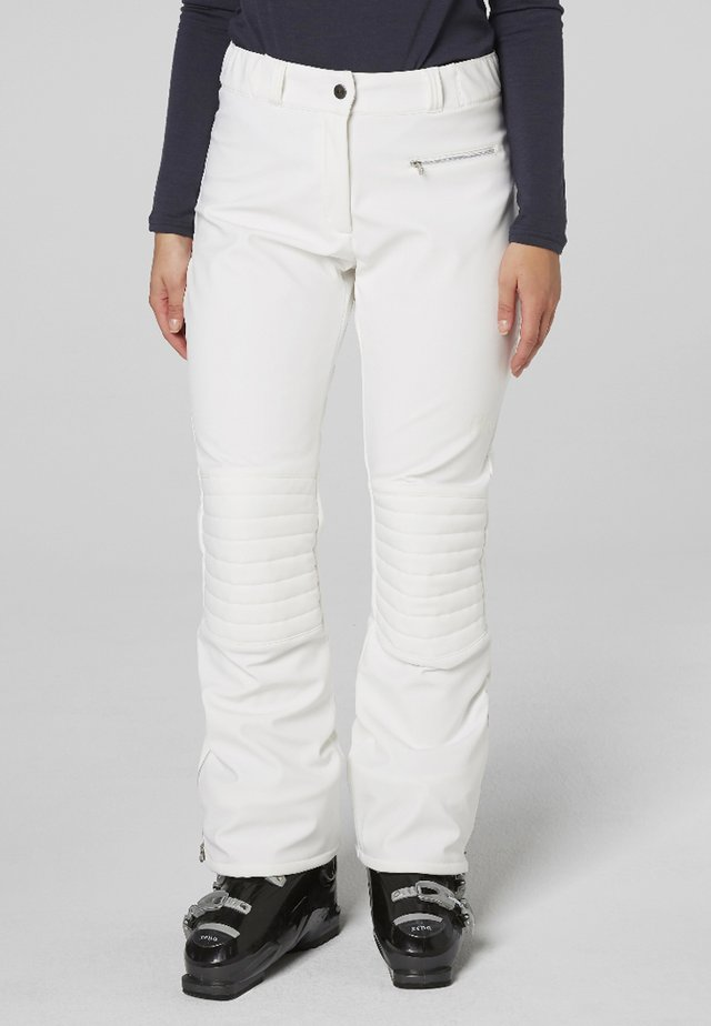 BELLISSIMO PANT - Snow pants - weiss