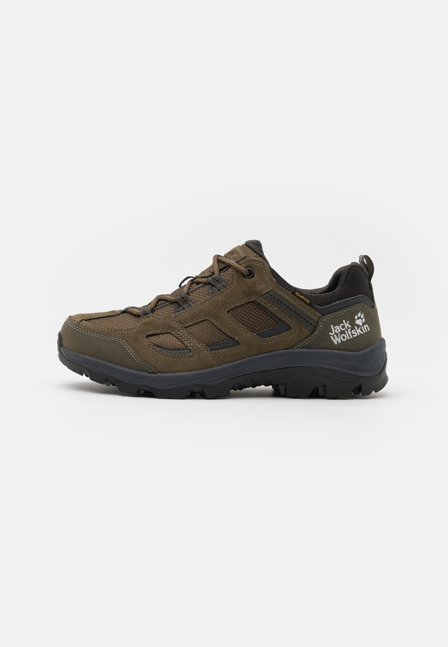 VOJO 3 TEXAPORE LOW - Scarpa da hiking - khaki/phantom