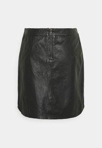 RIANI - Mini skirt - black - 6