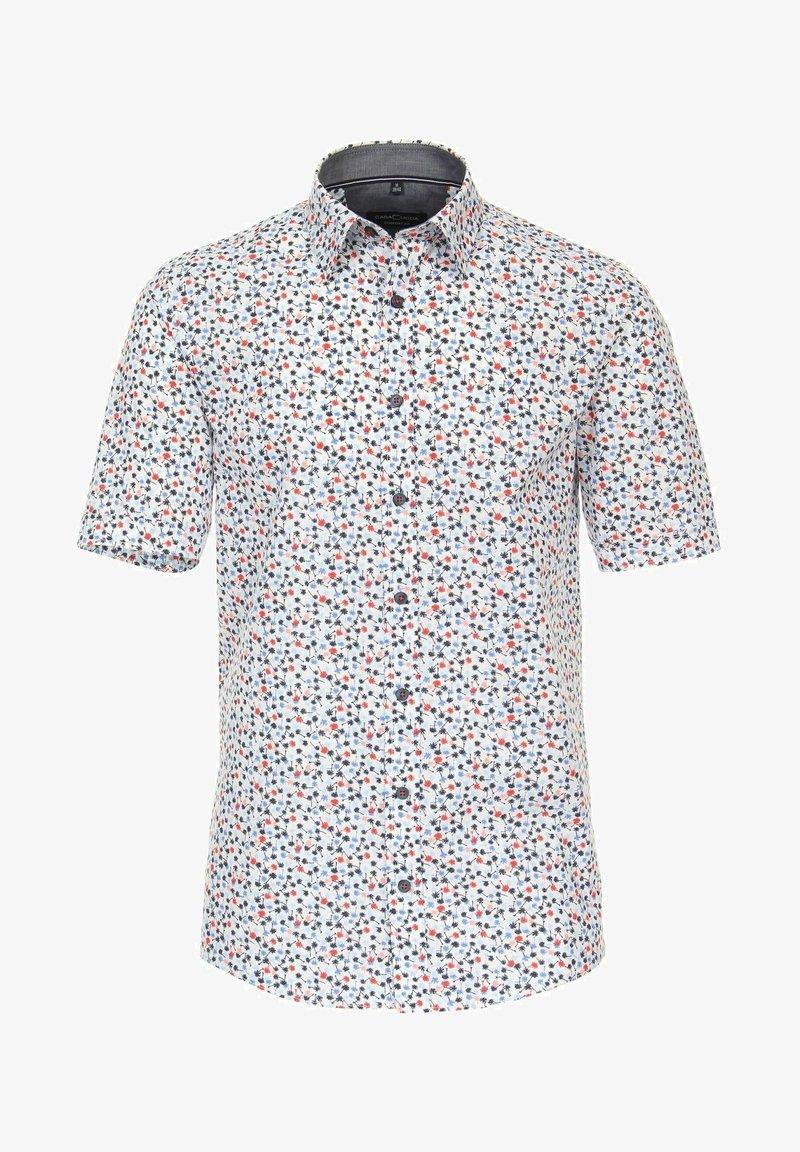 Casamoda - COMFORT FIT KURZARM - Shirt - rot