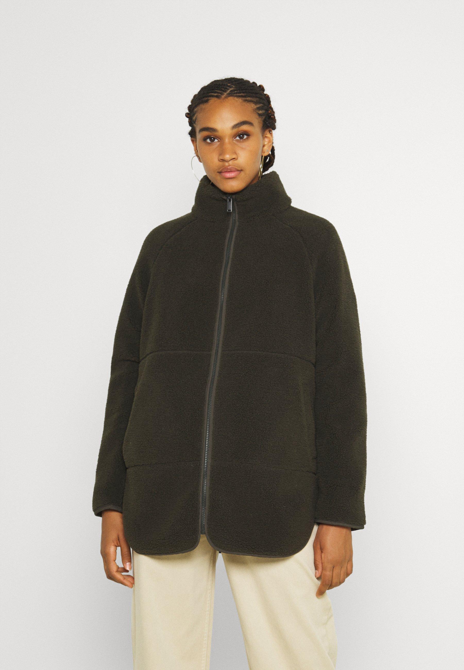 Women VMNINA TEDDY JACKET - Fleece jacket