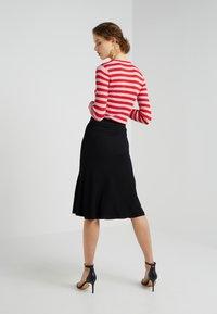 By Malene Birger - TASSIA - A-line skirt - black - 2