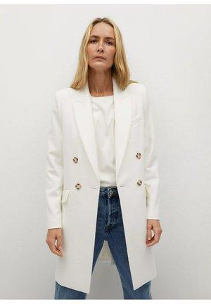 SUGUS - Short coat - råhvid