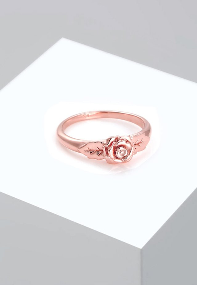 VINTAGE LOOK - Ring - rose gold-coloured