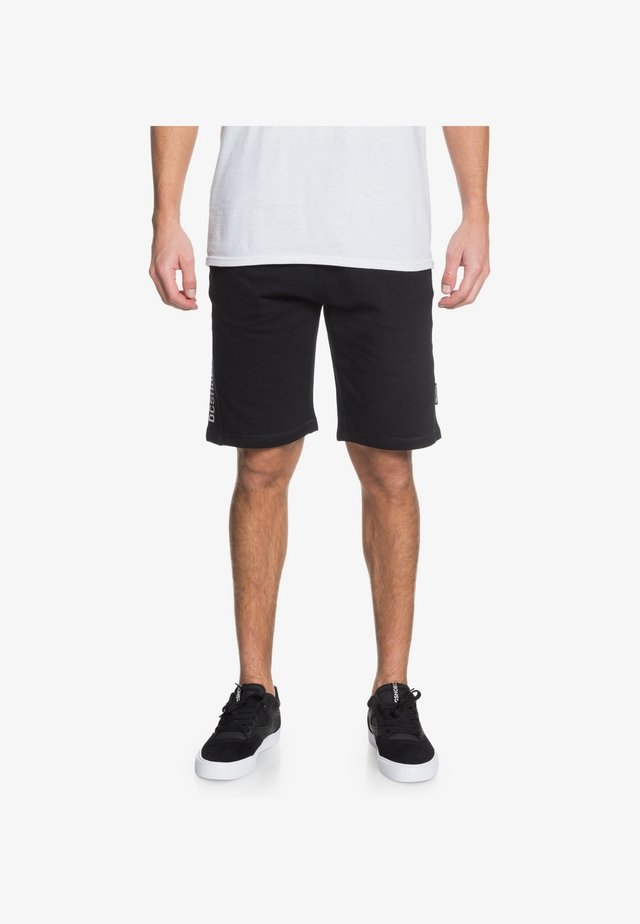 DC SHOES™ MIDDLEGATE - SWEATSHORTS FÜR MÄNNER EDYFB03082 - Shorts - black