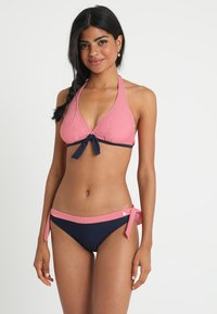 s.Oliver - BOW - Bikini bottoms - navy - 1