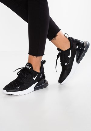 AIR MAX 270 - Matalavartiset tennarit - black/anthracite/white