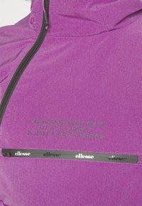 Ellesse - GORTINO JACKET - Träningsjacka - purple - 4