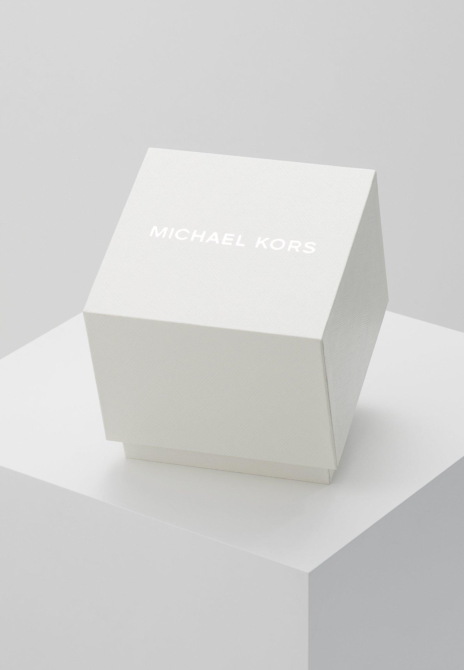 Michael Kors LAURYN - Klokke - silver-coloured/gold-coloured/sølv ZS2vPF2ONofr4ub