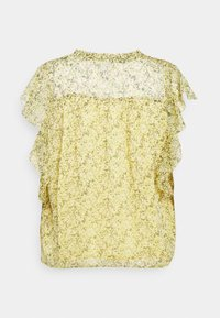 Pepe Jeans - T-shirts med print - yellow - 1