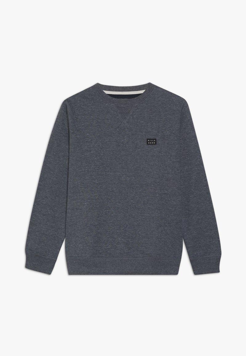 Billabong - ALL DAY CREW BOY - Sweater - navy