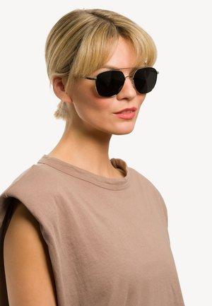 Sunglasses - blau-silber