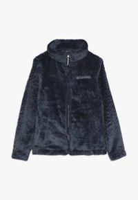 Columbia - FIRE SIDE SHERPA FULL ZIP - Fleece jacket - nocturnal - 0